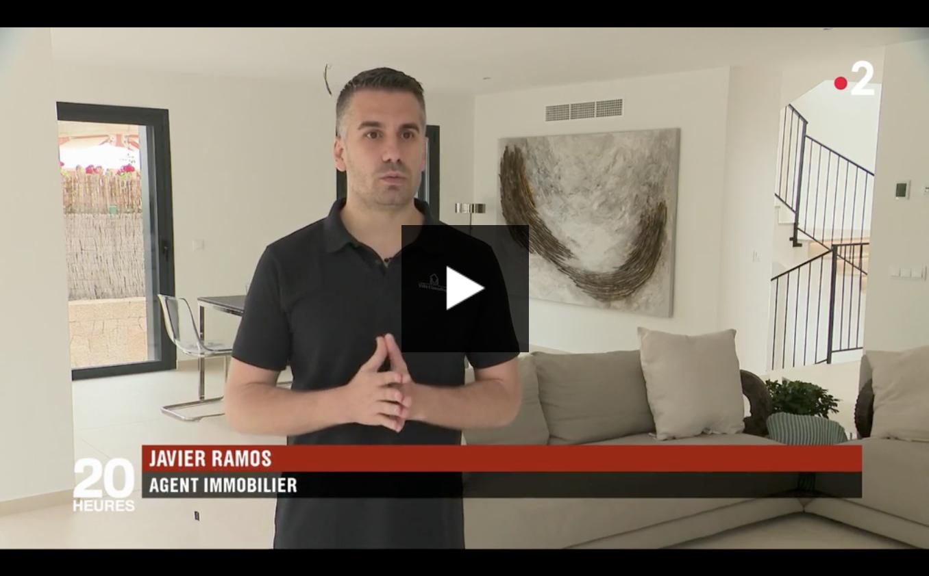 Presencia de Villa Consulting en el informativo nacional de Francia. [Reportaje]