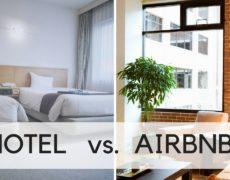 Porqué los turistas eligen un Airbnb frente a un Hotel. Ventajas del Alquiler Vacacional.
